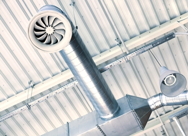 how to run air ducts