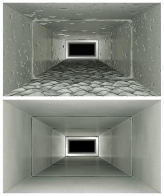 The Best Duct and Vent Cleaning Service Company in NY Before and After