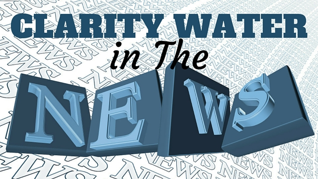 Cooling Tower Disinfection Experts Clarity Water Technologies in The News