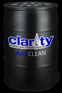 AeroCLEAN Chlorine Dioxide Vapor Sanitizing Drum